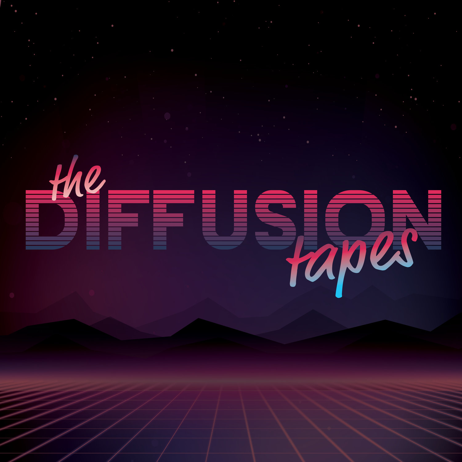 Teaser: The Diffusion Tapes.