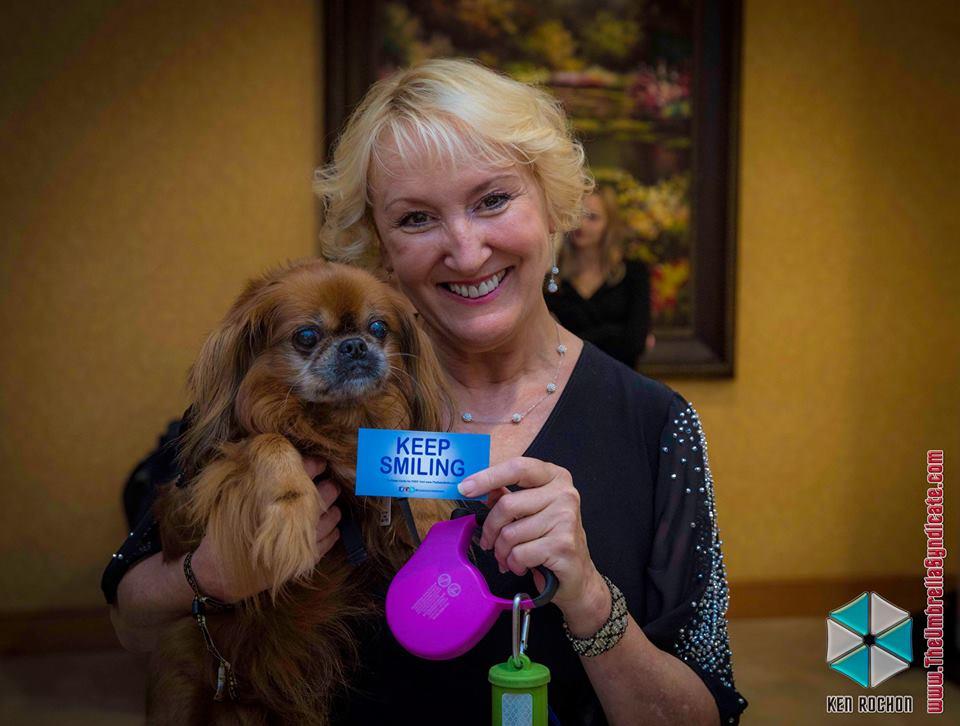 Annie Brandt and Dog.jpg