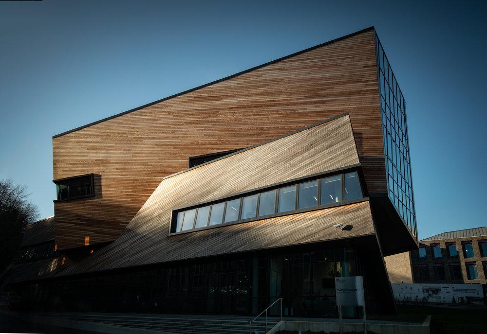 The Ogden Building Durham University