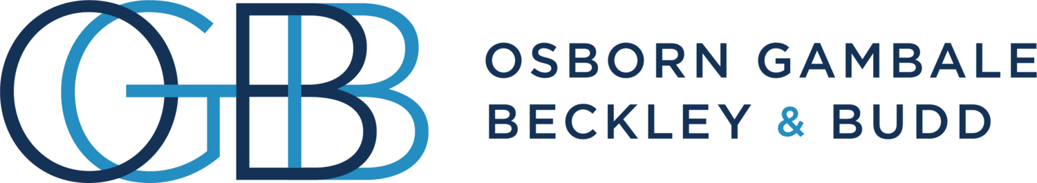 Oh Law Firm >> An Equal Access Law Firm Osborn Gambale Beckley Budd