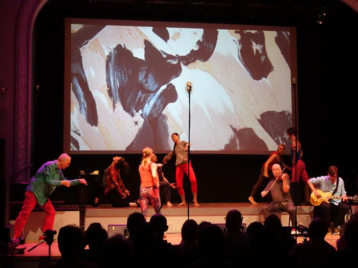 DOUGLAS DUNN + DANCERS