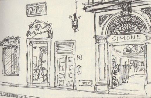 Florence Street Shops