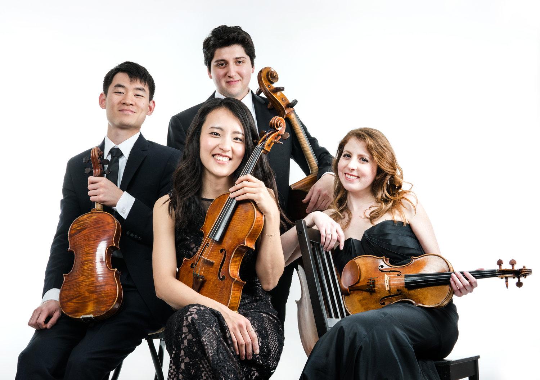 Image result for omer quartet