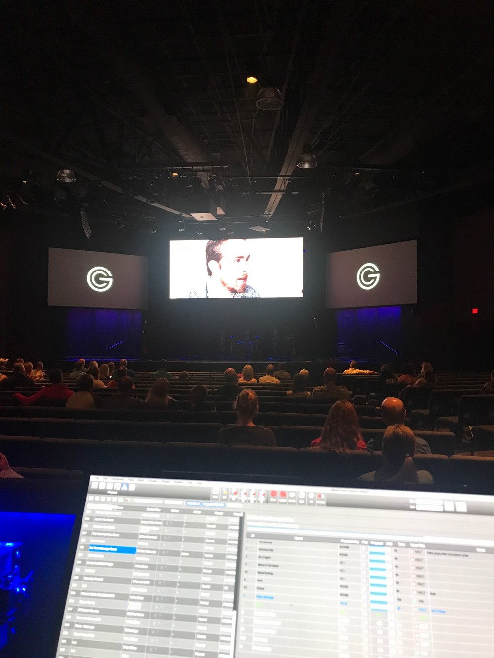 Premiere of Go Doc at Grace Church