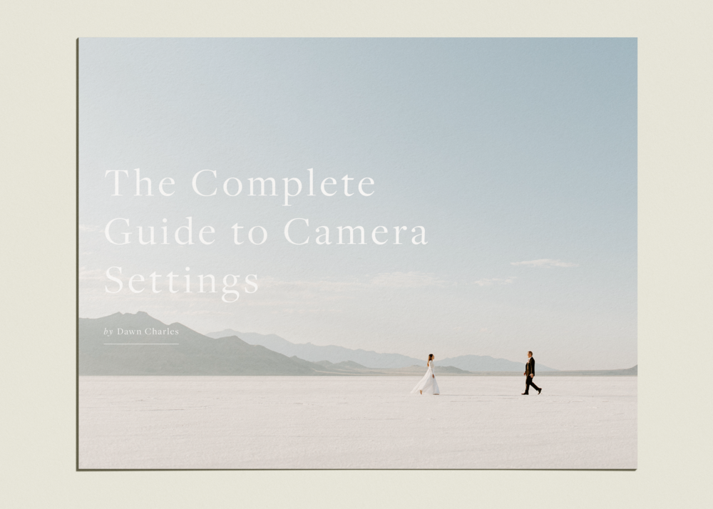 The Complete Guide to Camera Settings