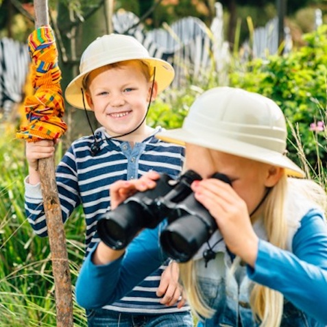 Village Kids, Werribee Open Range Zoo