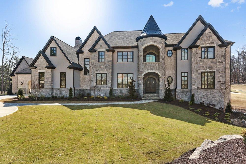 Custom home builders in Atlanta ga