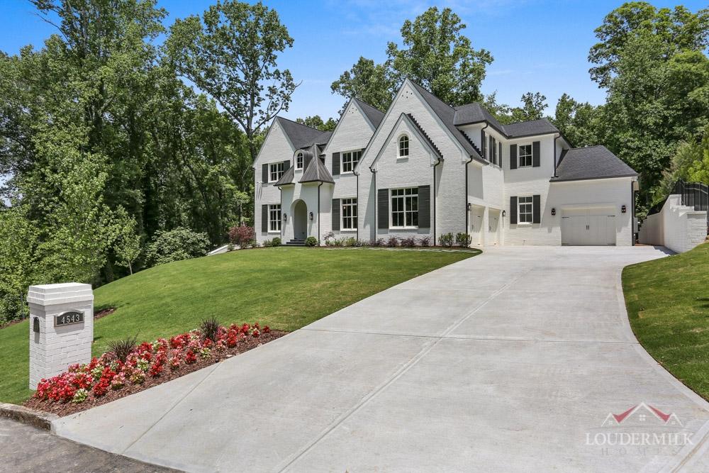 Atlanta custom home builders
