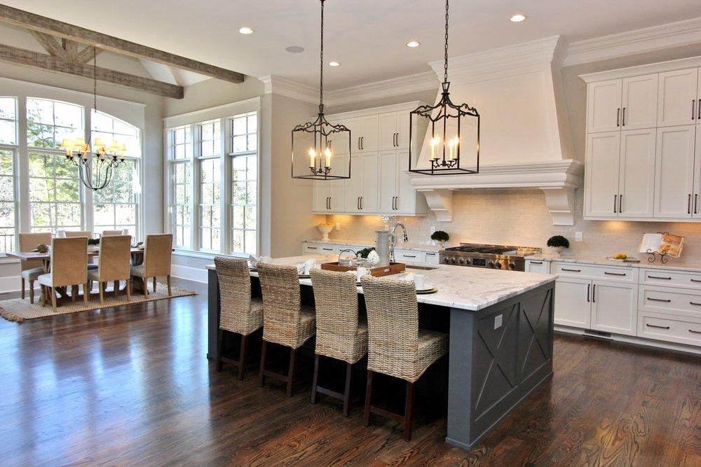 Custom home builders in Atlanta