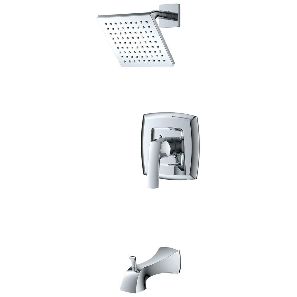 192-6419 — Tub / Shower Combo
