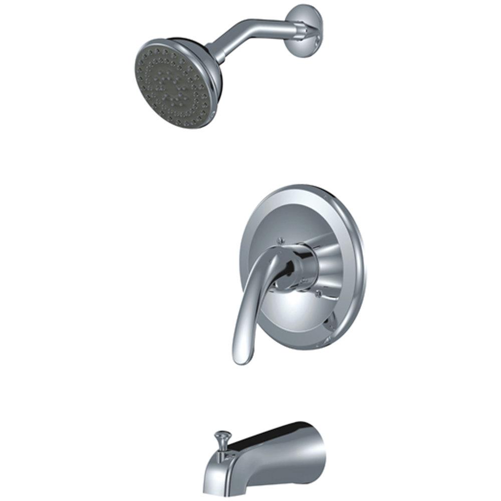 211-6578 — Tub / Shower Combo