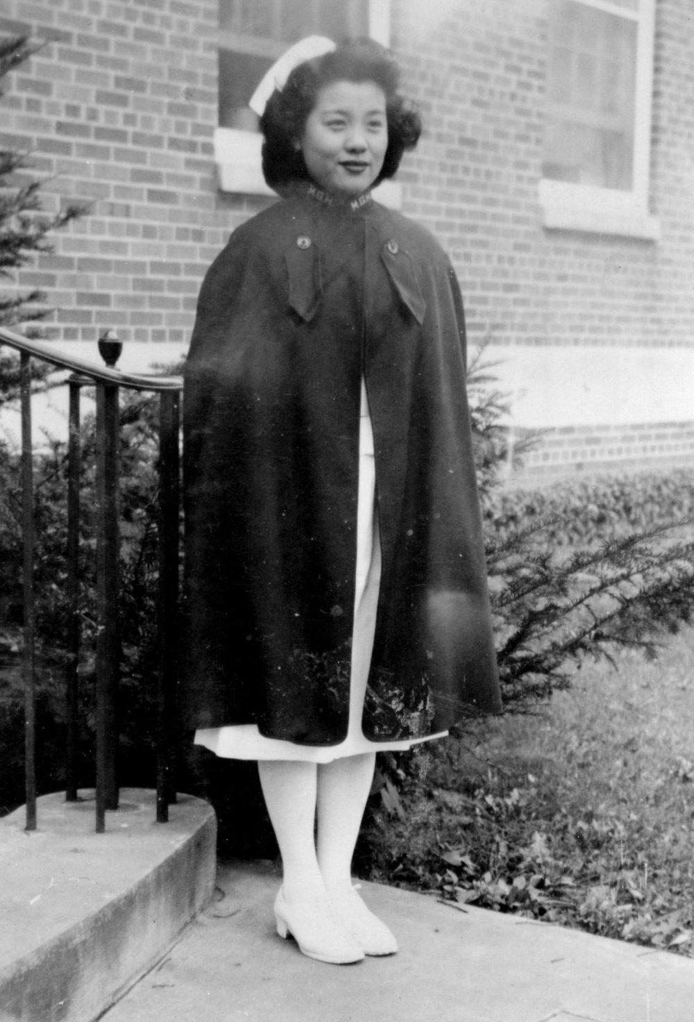 Alice in the Cadet Nurse Corps
