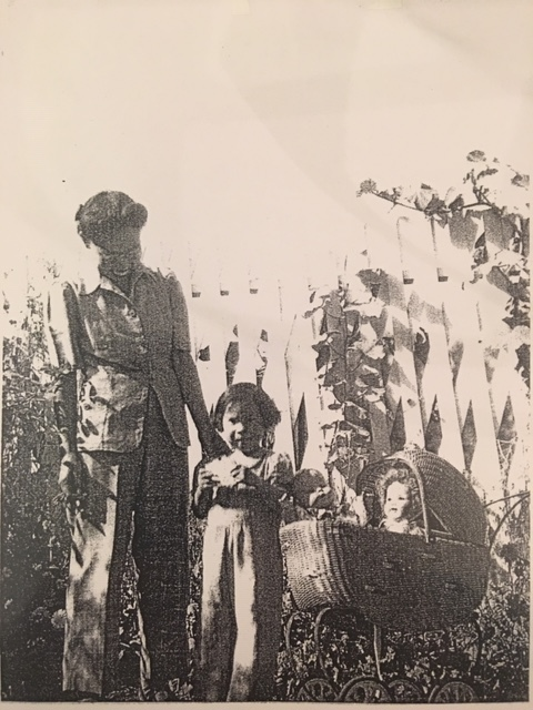 Lillian and Mrs. Matsumoto, from the book  Twice Orphaned