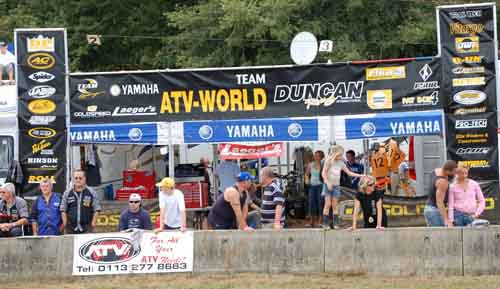 ATV World - Duncan racing PDV 2006 Pits.jpg