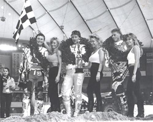 Charlie Shepherd wins in Japan Toyko Dome 1990.jpg