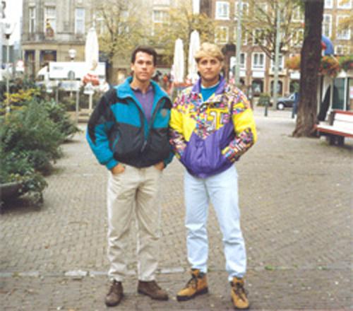 Mark Ehrhardt-Randy Howard-Holland 1992.jpg