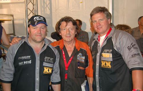 Martin Fletcher, Maurice Maingret, Loren Duncan.jpg