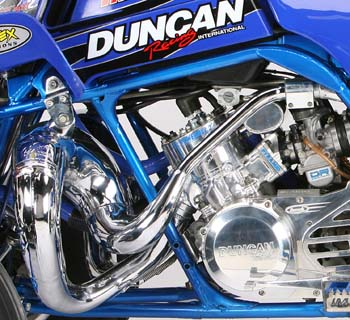 PAUL TURNER RACING 2 STROKE PIPES
