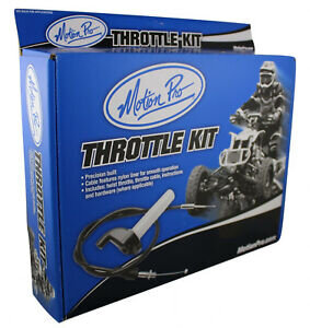 Vortex Throttle Kit For 2000 Yamaha YFM350X Warrior ATV~Motion Pro 01-0512