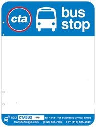 CTA BUS — TRANSIT FOR ALL