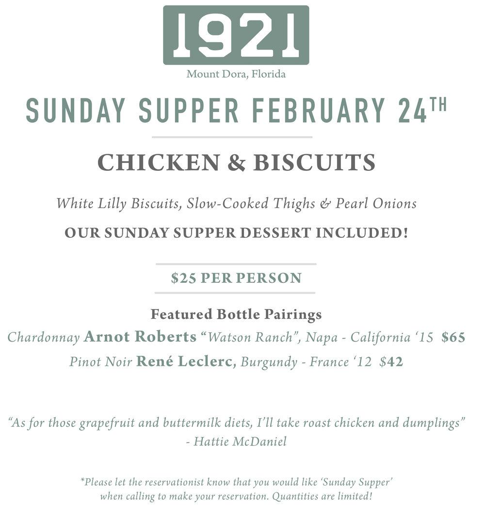 Sunday Supper 02.24.19 Chicken & Biscuits JOSHUA OAKLEY START.jpg