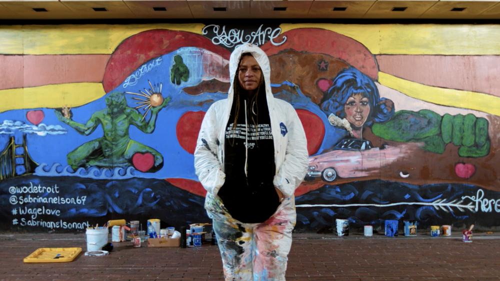 """EPISODE six - SABRINA NELSON """"ARTIVIST"""""""