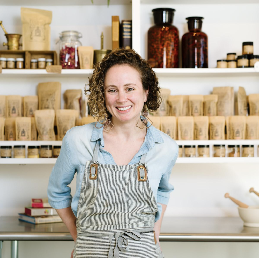 CLAIRE CHENEY - Founder, Curio Spice
