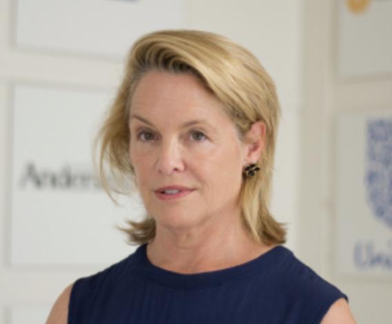 SARAH FINNIE ROBINSON - Director, 51 Percent Project & Senior Fellow, Boston University