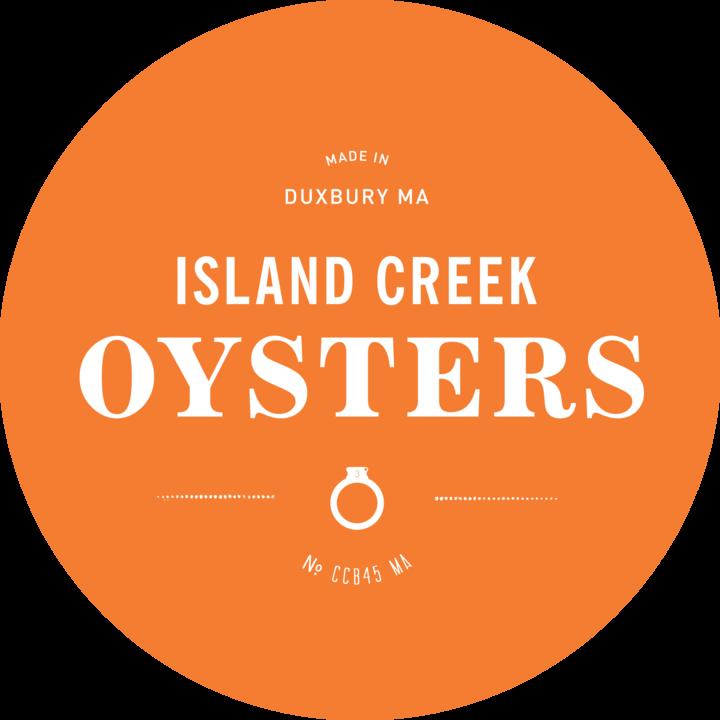 iSLAND cREEK oYSTER - Duxbury, Massachusetts