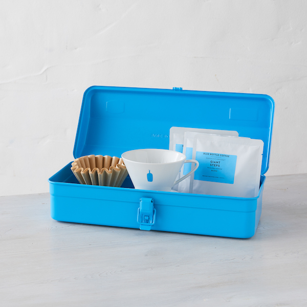 The Blue Bottle Toolbox