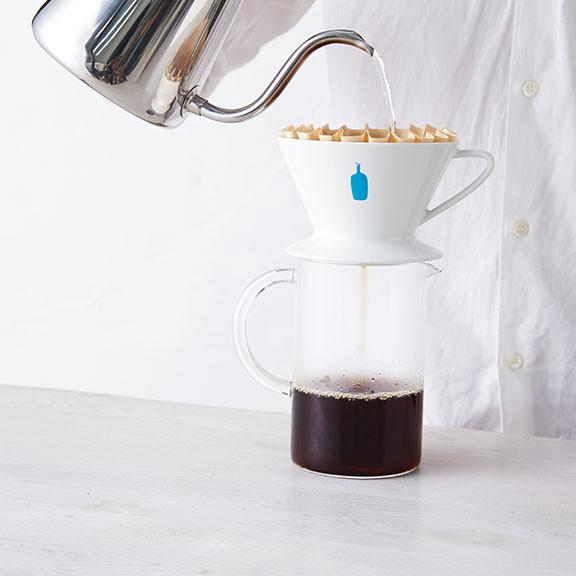 TheBlue Bottle Coffee Dripper