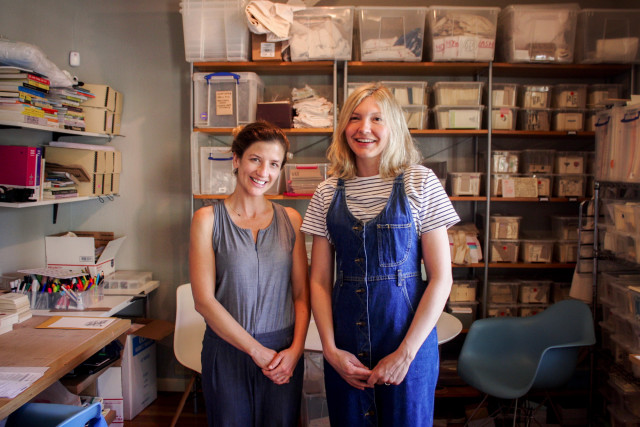 Carissa Potter & Leah Rosenberg