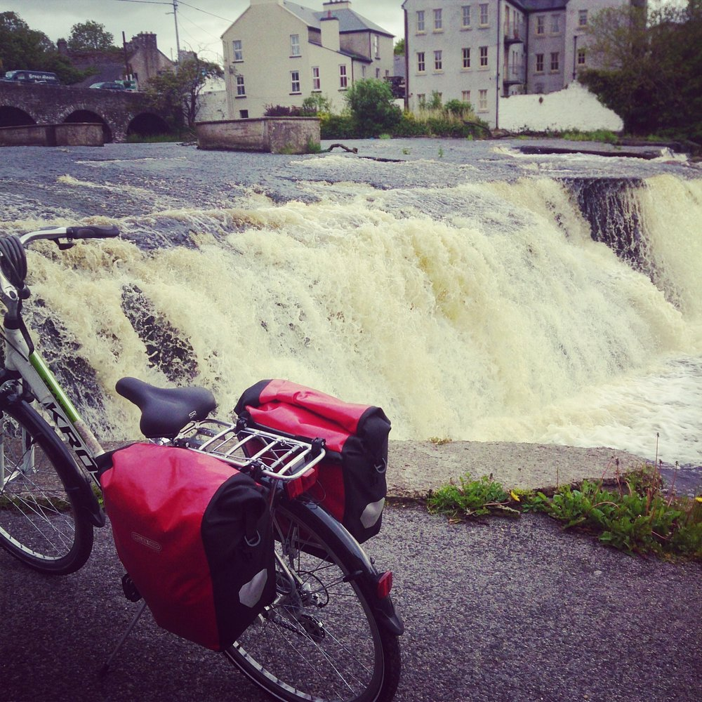 Mini Adventure: Limerick To Galway By Bicycle - Cycling over 120km from Limerick city up the west coast of Ireland to reach Galway city over a weekend.