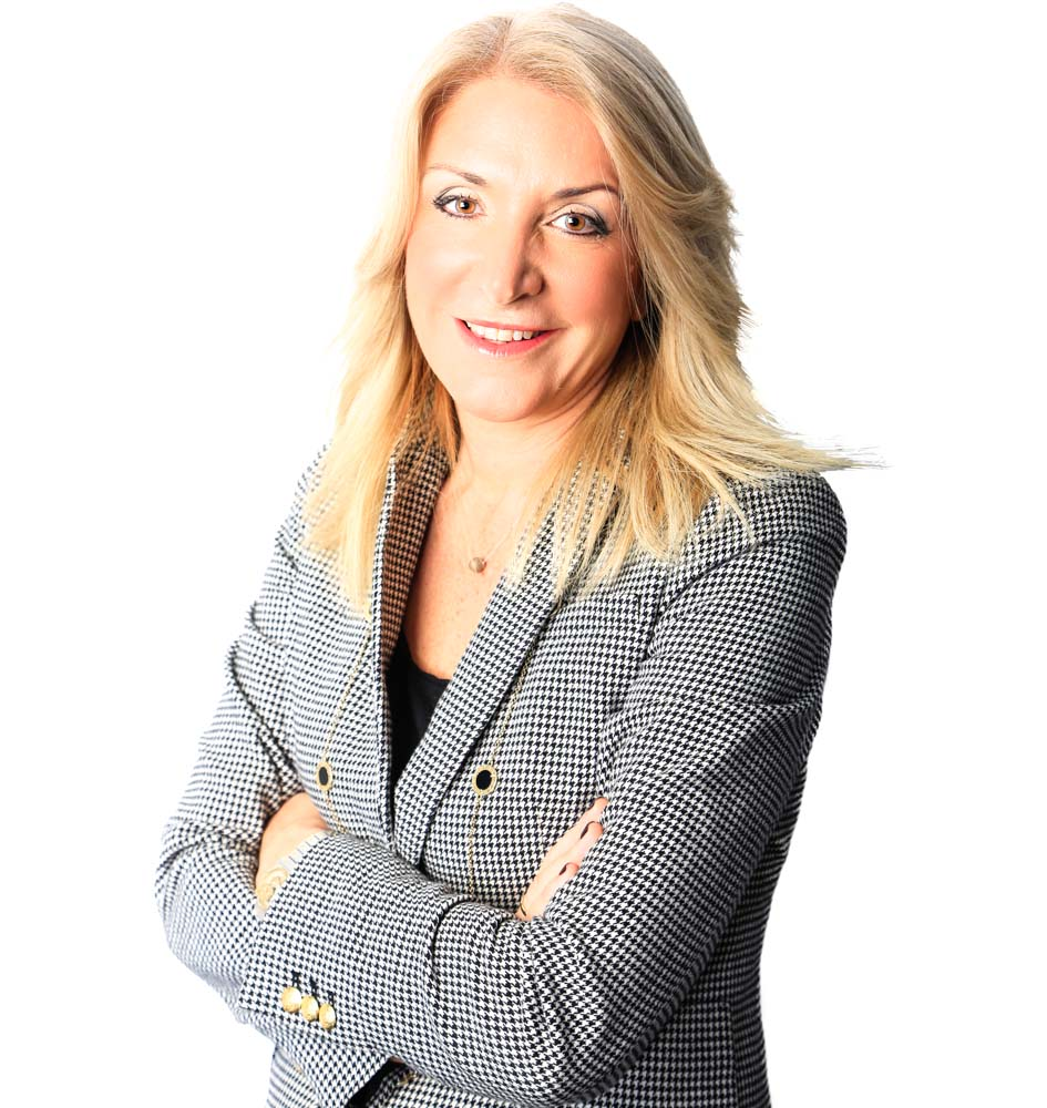 Women over 50 are going to team up in equitable terms with visionary men and mature millennials and help to drastically reshape our future - Anastasia Sideri, external communication director Central and Eastern Europe The Coca-Cola Company