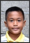 Richard - Philippines, 10 Years Old