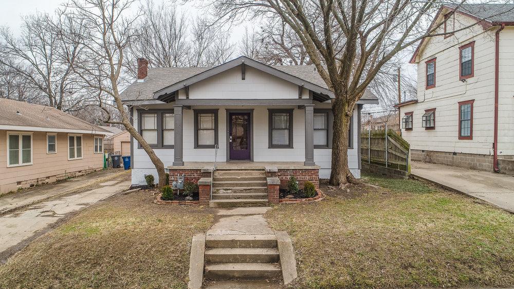 2036 E 12th St - Tulsa, OK - $114,900 - SOLD