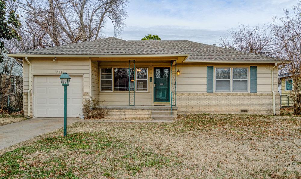 1625 E 54th St - Tulsa, OK - $130,000 - SOLD
