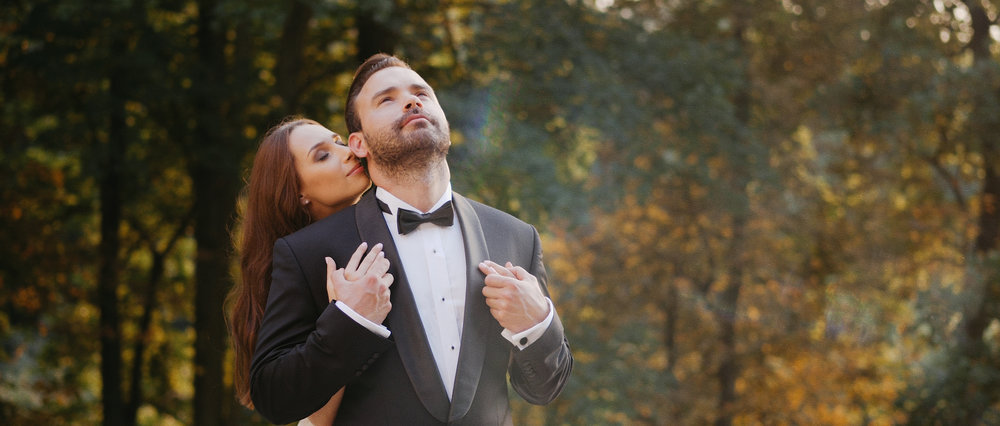 MARTYNA & MARCIN CINEMATIC WEDDING FILM   - Getting to know great people is what we love most about our work. This time we invite you to the exceptionally elegant wedding of Martyna and Marcin, which took place in the beautiful castle in Janów Podlaski.