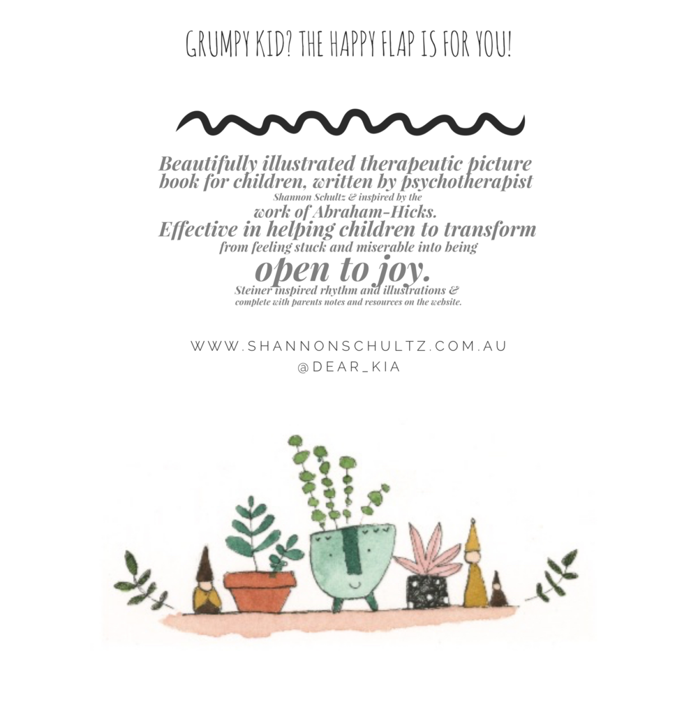 Castlemaine events Happy Flap book launch invitation.PNG