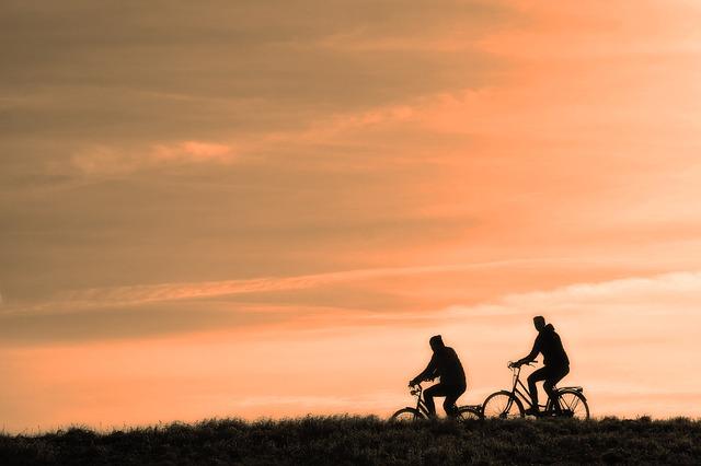 Radfahren -