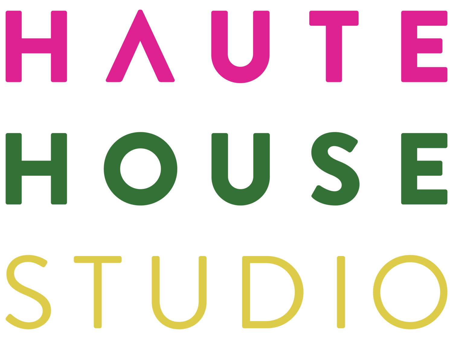 Haute House Studio