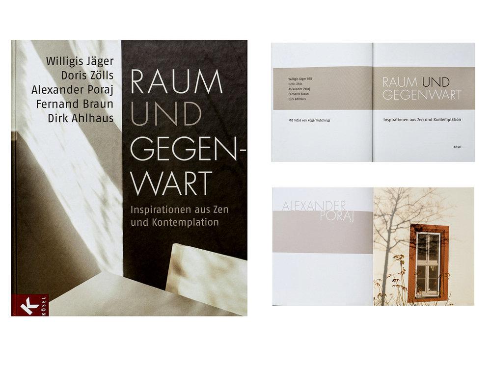 Raum und Gegenwart - Kösel-Verlag /Random House 2013ISBN 978-3-466-37073-3