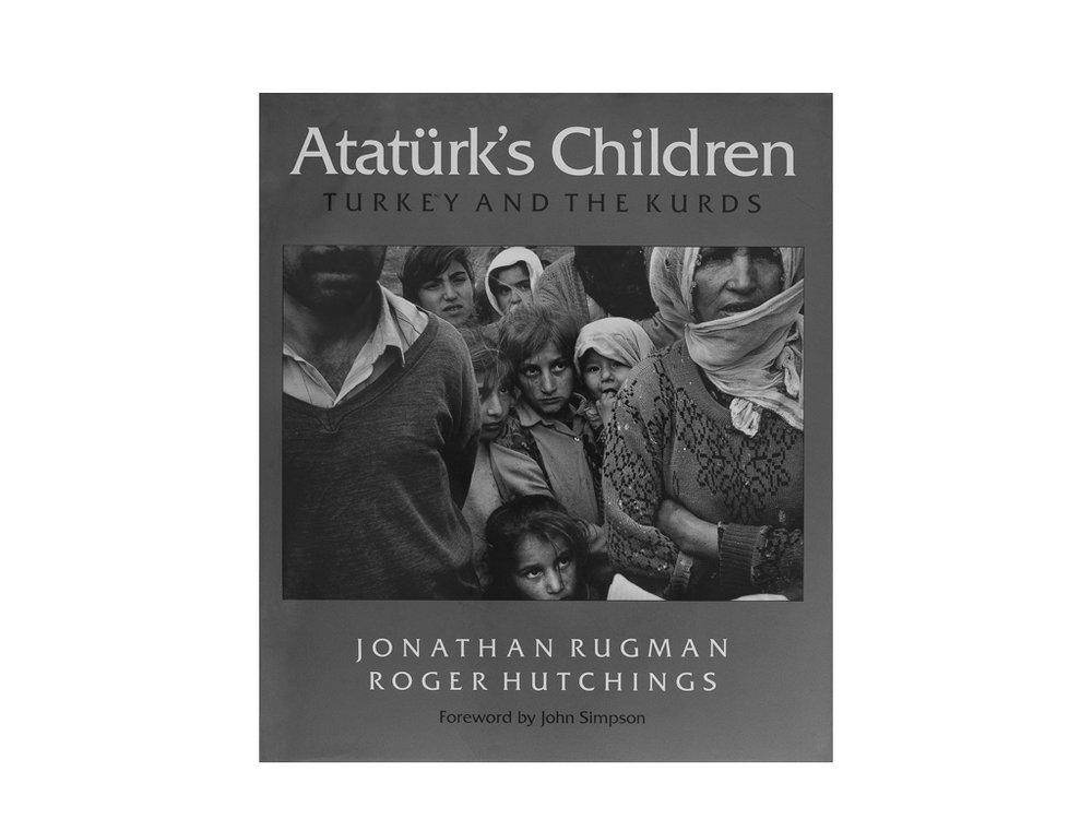 Atatürk's ChildrenTurkey And The Kurds - Cassell 1996ISBN 0304-33383-2 (hardback) ISBN 0304-33384-0 (paperback)