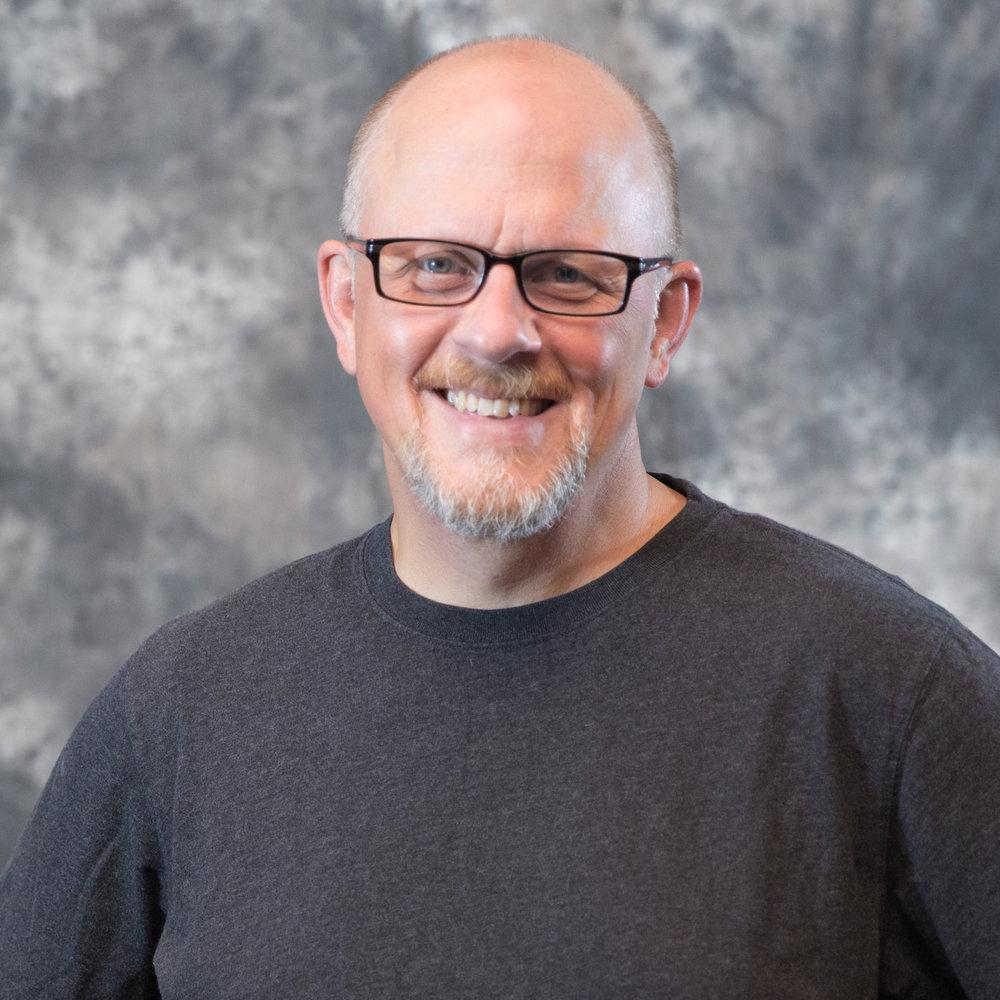 Steve Laughlin - PASTOR DE FORMACION ESPIRITUAL