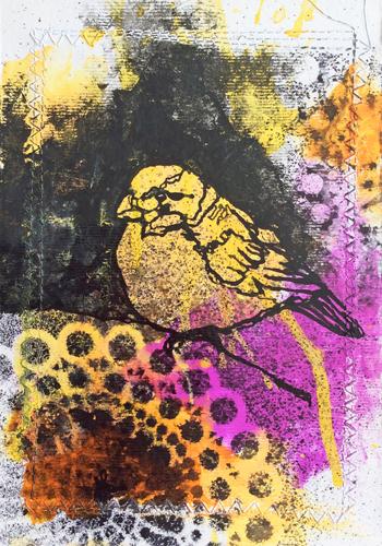 Sparrow Ink Pink