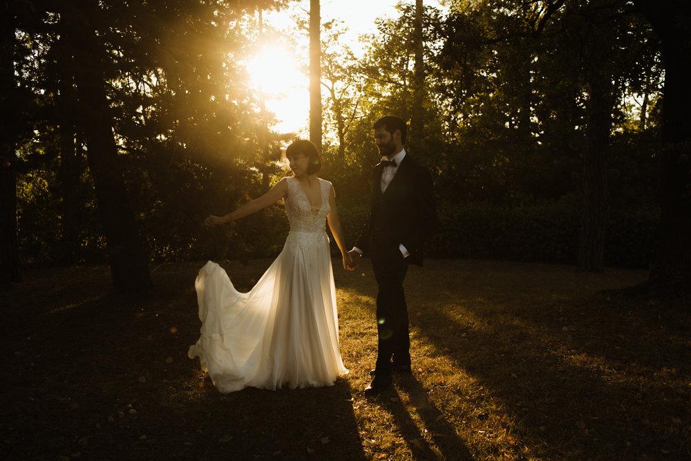 E & M - Wedding in Villa