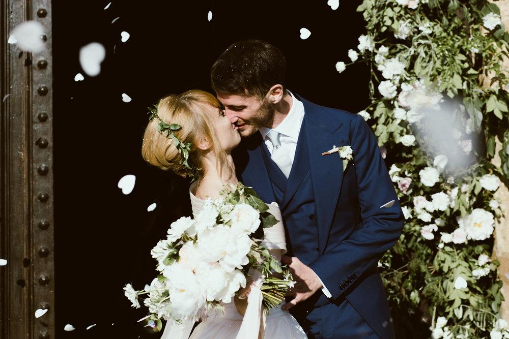 V & A - Wedding in Tuscany
