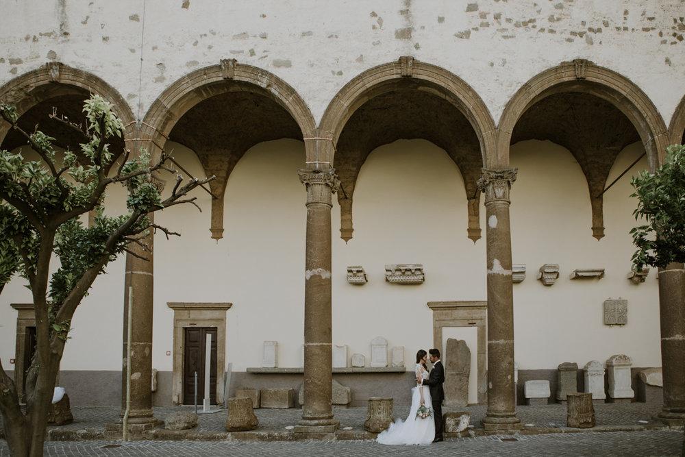 G & S - Wedding in Rome - Villa di Fiorano