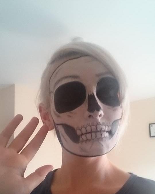 Face Painting - Frankie Ellis Mobile Beauty
