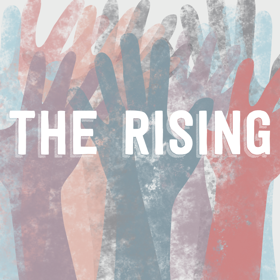 The Rising - Co-founder Chelsea MacMillan and BCSA community member Rebekah Berndt host a podcast on spirituality and social justice. Check it out!